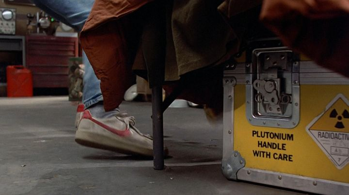 Fashion Trends 2021: Sneakers Nike Bruin 1982 Marty McFly (Michael J. Fox) in Back to the future