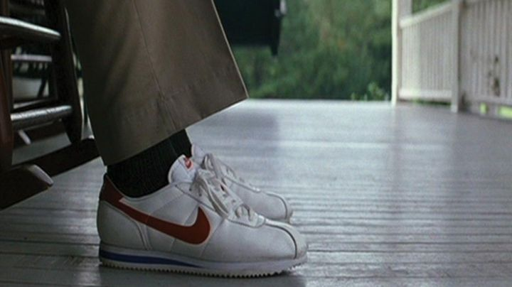 Sneakers Nike Cortez leather Forrest Gump (Tom Hanks) in Forrest