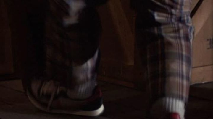 Fashion Trends 2021: Sneakers Nike Terra TC of Choco / Lawrence Cohen (Jeff Cohen) in The Goonies