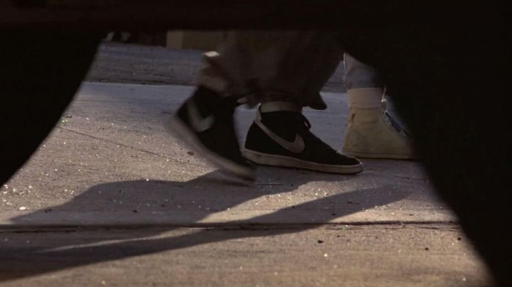 Fashion Trends 2021: Sneakers Nike Vandal Kyle Reese (Michael There) in Terminator