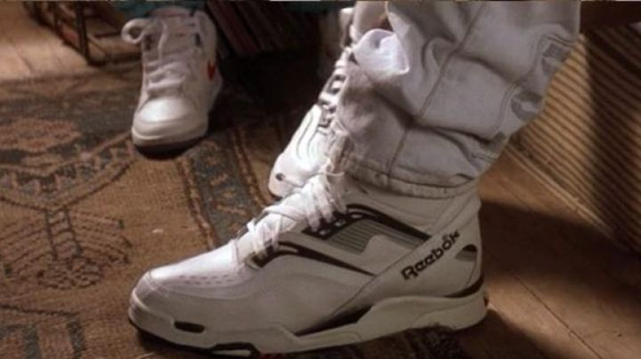 Sneakers Reebok Pump Twilight Zone in Juice - Movie Outfits and Products