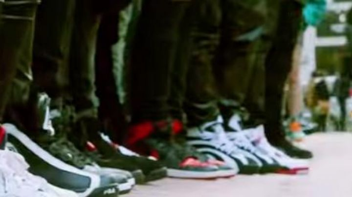 Sneakers Reebok SHAQNOSIS OG in Sneakerheadz - Movie Outfits and Products