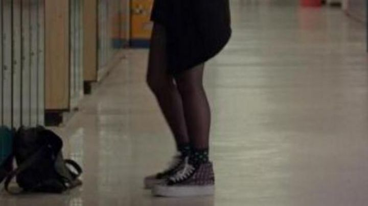 Sneakers Vans SK8 Hi Women in The edge of seventeen - Movie Outfits and Products