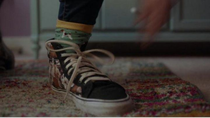 Sneakers Vans SK8 Tropical in The edge of seventeen - Movie Outfits and Products