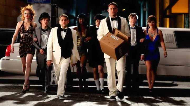 Sneakers Vans black Jonah Hill in 21 jump street - Movie Outfits and Products