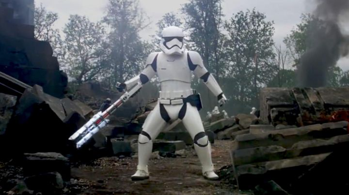 Stormtroopers Boots as seen in Star Wars VI : The Force Awakens