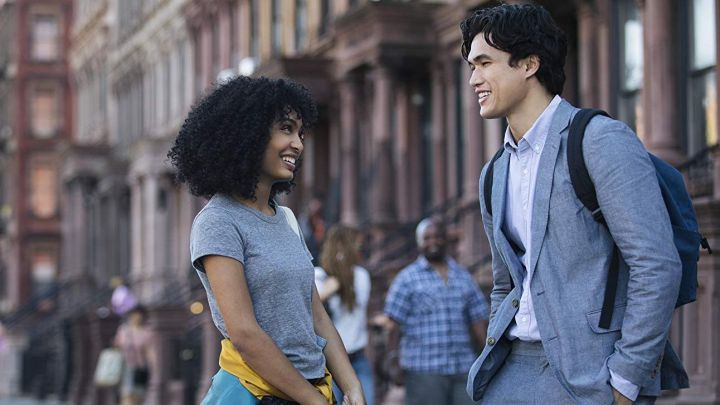 Suits worn by Daniel Bae (Charles Melton) as seen in The Sun is Also a Star movie