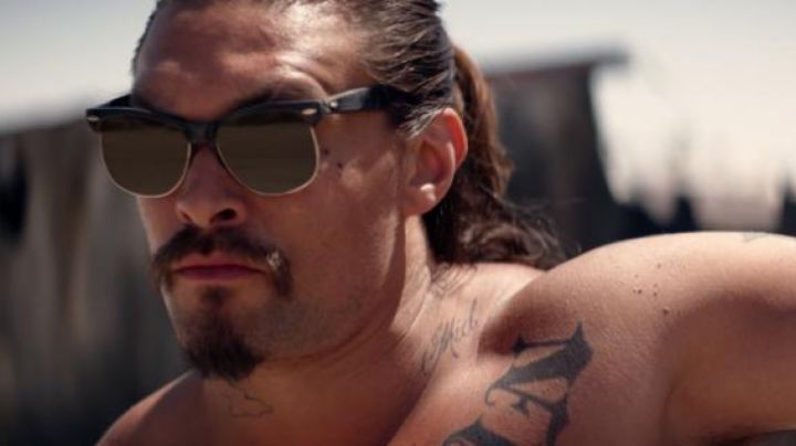 Sun-glasses Joe (Jason Momoa) in The Bad Batch - Movie Outfits and Products