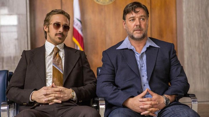 Sunglasses AO Eyewear Holland March (Ryan Gosling) in The Nice Guys - Movie Outfits and Products