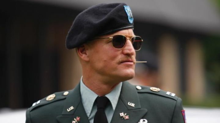 Sunglasses American Optical of Woody Harrelson in The Messenger - Movie Outfits and Products