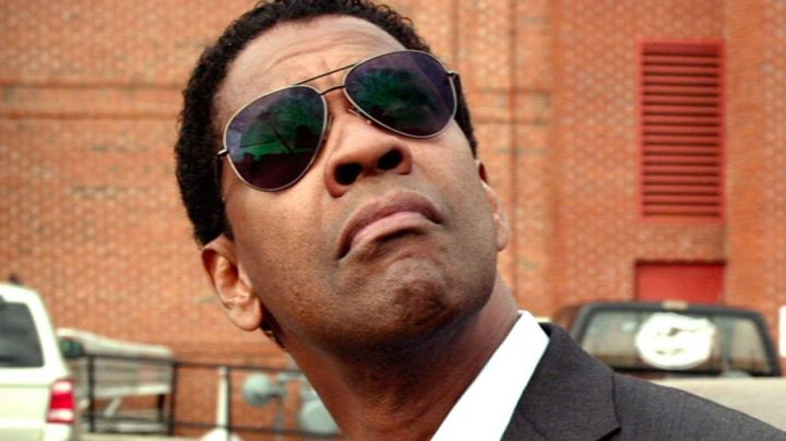 Sunglasses Aviator Serengeti Whip Whitaker (Denzel Washington) in Flight - Movie Outfits and Products
