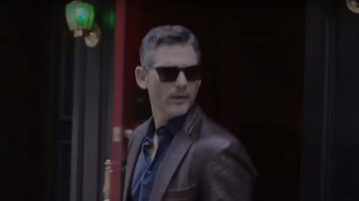 Fashion Trends 2021: Sunglasses Eric Bana in Special Correspondents