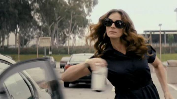 Sunglasses Face-to-Face Aloha 1 Mercedes Tainot (Julia Roberts) in It's never too late - Movie Outfits and Products