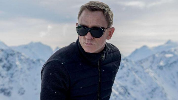 Sunglasses Glacier James Bond (Daniel Craig) in Spectrum - Movie Outfits and Products
