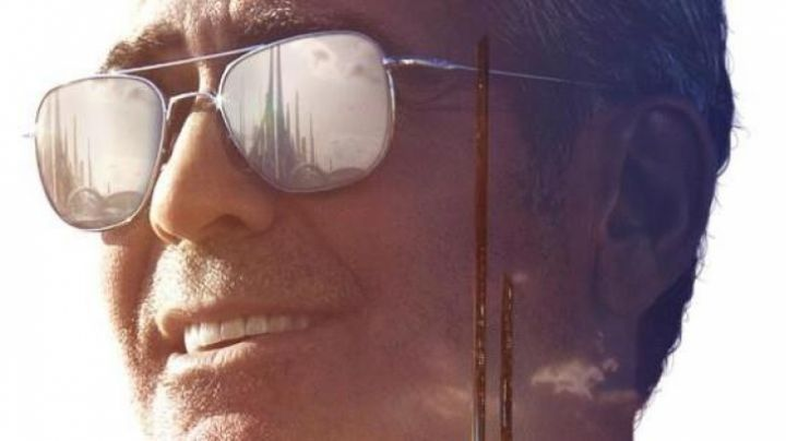 Sunglasses Original Pilot of George Clooney in the pursuit of tomorrow - Movie Outfits and Products