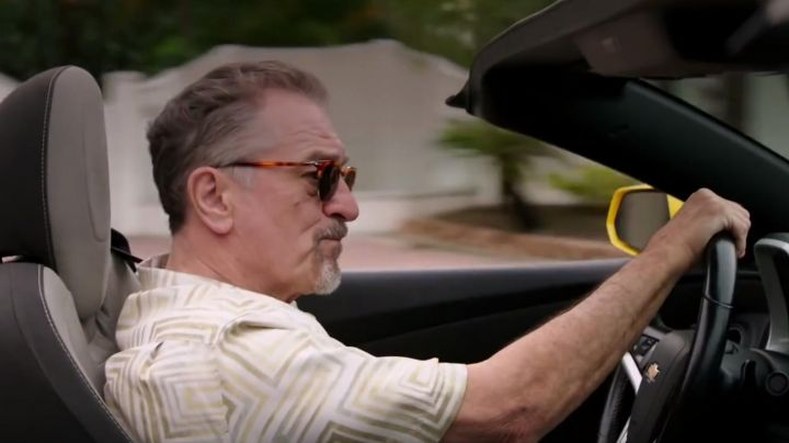 """Sunglasses Persol Jackie Burke (Robert De Niro) in """" The Comedian - Movie Outfits and Products"""