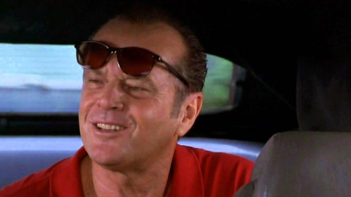 Sunglasses Persol Melvin Udall (Jack Nicholson) in To the worst and the best - Movie Outfits and Products