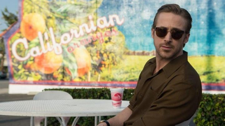 Sunglasses Persol PO3105S Sebastian (Ryan Gosling) in the The Land - Movie Outfits and Products