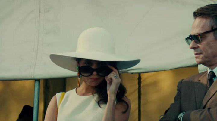 Sunglasses Thierry Lasry Gaby (Alicia Vikander) in The Man from U. N. C. L. E. movie