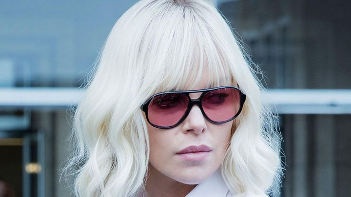 Sunglasses Tom Ford Lorraine Broughton (Charlize Theron) in Atomic Blonde - Movie Outfits and Products