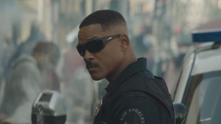 Sunglasses Wiley X Scott Ward (Will Smith) in Bright - Movie Outfits and Products
