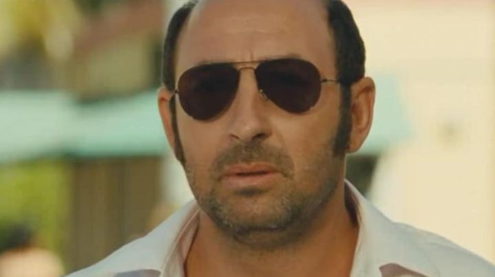 Sunglasses from Arthur (Kad Merad) in RTT - Movie Outfits and Products