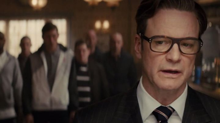 Sunglasses worn by Harry Hart (Colin Firth) as seen in Kingsman: The Secret Service - Movie Outfits and Products