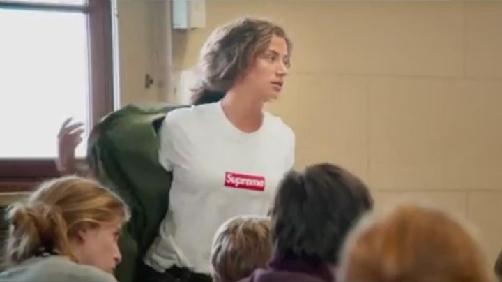 Supreme box logo tee, nora - Movie Outfits and Products