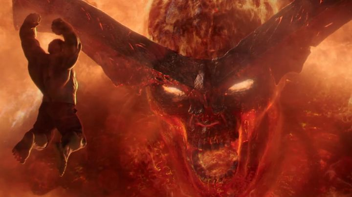 Surtur's crown  as seen in Thor: Ragnarok - Movie Outfits and Products