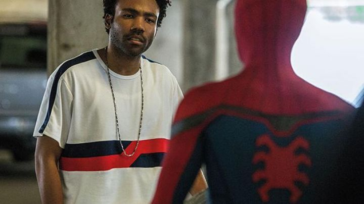 T-Shirt Worn by Aaron Davis (Donald Glover) as seen in Spider-Man Homecoming movie