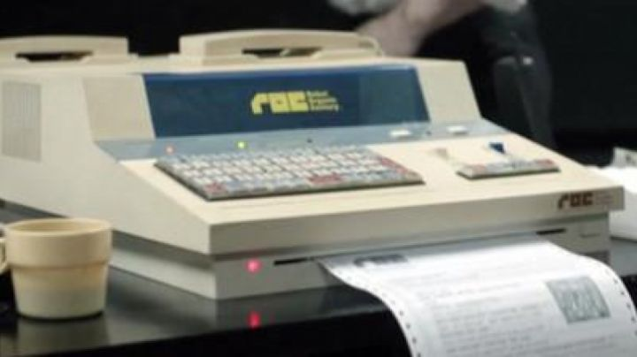 THE commodore Pet seen in Automata - Movie Outfits and Products