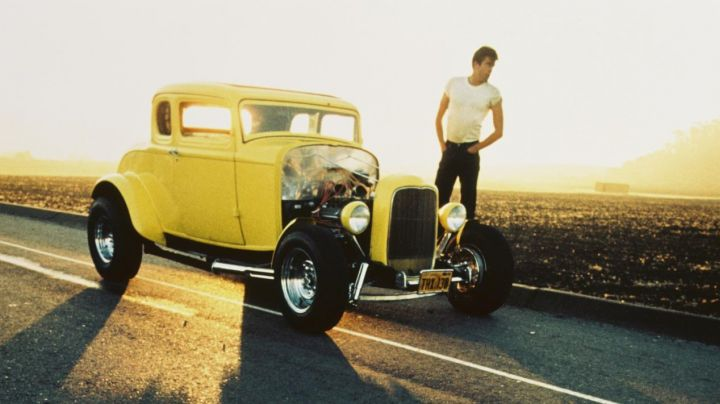 The 1972 yellow Ford in American Graffiti - Movie Outfits and Products