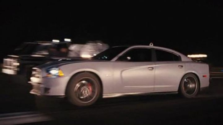 The 2012 Dodge charger Dominic Toretto (Vin Diesel) in Fast & Furious 6 - Movie Outfits and Products