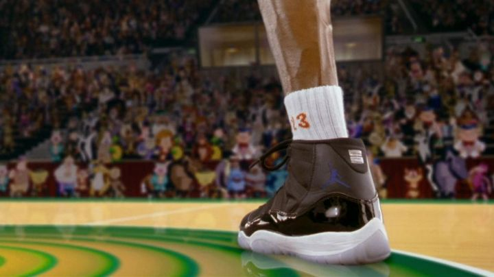 """The Air Jordan XI of MJ in """"Space Jam"""" - Movie Outfits and Products"""