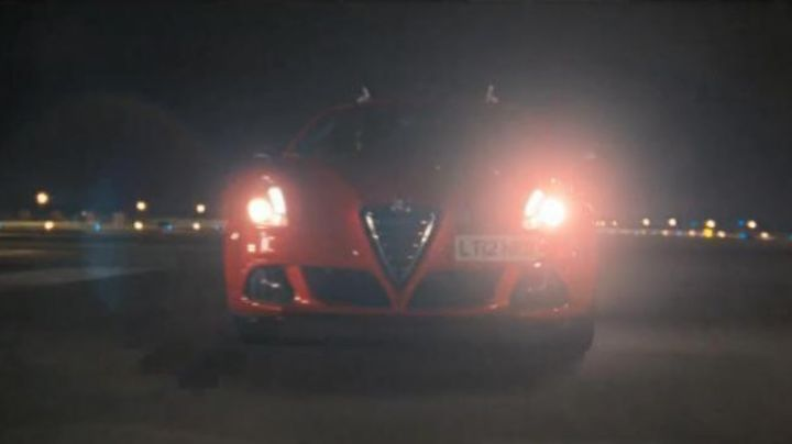 The Alfa Romeo Giulietta Brian O'conner (Paul Walker) in Fast & Furious 6 - Movie Outfits and Products