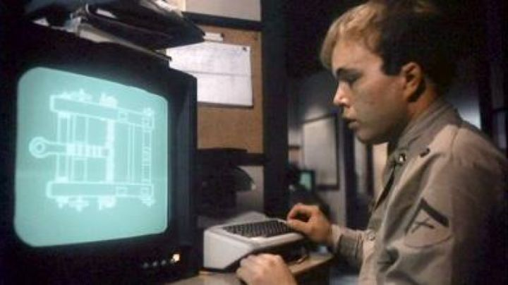 The Apple II of Coopersmith in Evil Speak - Movie Outfits and Products