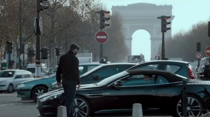 The Arc de Triomphe in the film Force (Eric Cantona) - Movie Outfits and Products