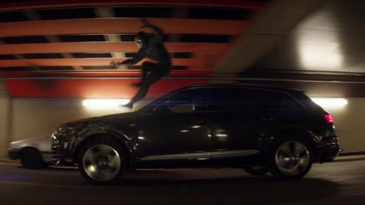The Audi RS7 in Captain America : Civil War - Movie Outfits and Products