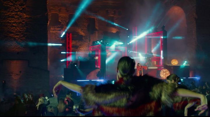 The Baths of Caracala in Rome in John Wick 2 - Movie Outfits and Products