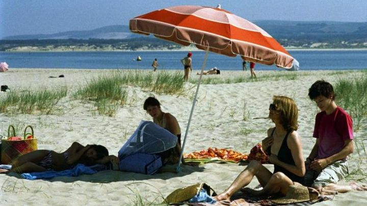 """The Beach of le Touquet in the film """" Embrace which you will want - Movie Outfits and Products"""