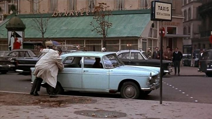 The Berkeley, Avenue Matignon, Paris in Charade - Movie Outfits and Products