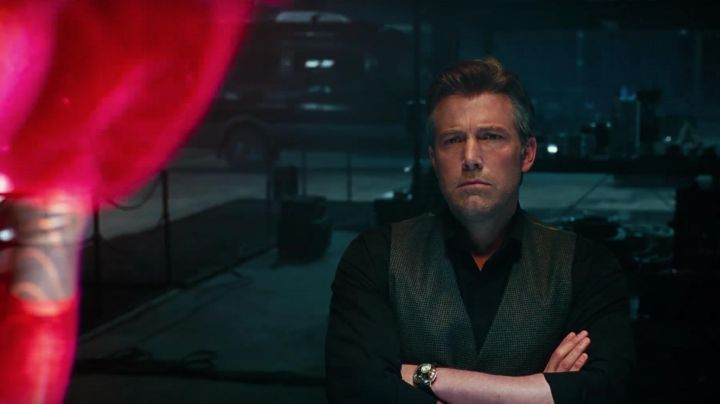 The Breguet watch Tradition Fuze Whirl of Bruce Wayne / Batman (Ben Affleck) in the Justice League