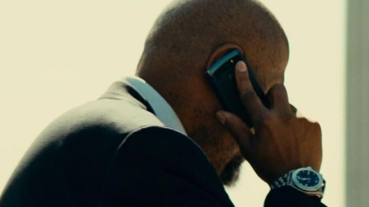 Fashion Trends 2021: The Breitling watch Emergency by Forest Whitaker in Taken 3