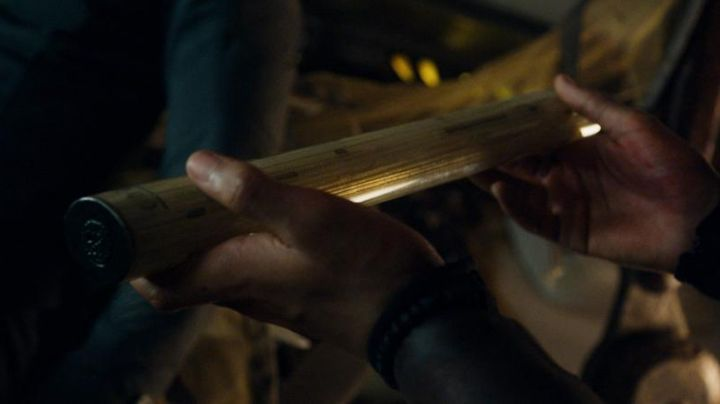 The C-40 Cutlass submitted by Cypher Raige (Will Smith) and his son Kitai (Jaden Smith) in After Earth movie