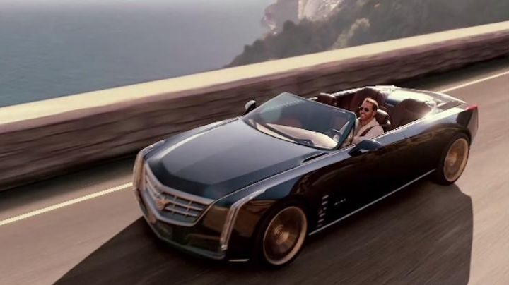 The Cadillac Ciel of Entourage - Movie Outfits and Products