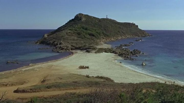 The Cape Taillat Ramatuelle near Saint-Tropez in Chitty Chitty Bang Bang - Movie Outfits and Products