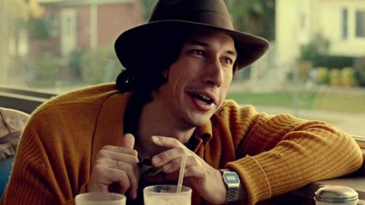 The Casio edifice men's watch of Jamie (Adam Driver) in ' While We're Young - Movie Outfits and Products