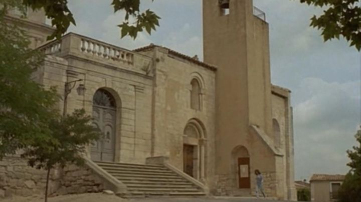 The Castle of Assas (in the Herault, house of Frenhofer in the film La belle noiseuse - Movie Outfits and Products