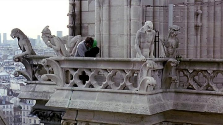 The Cathedral of Notre-Dame de Paris in the film Trouble Every Day - Movie Outfits and Products