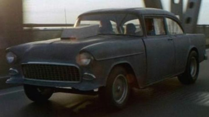 The Chevy 210 in Two-Lane Blacktop - Movie Outfits and Products